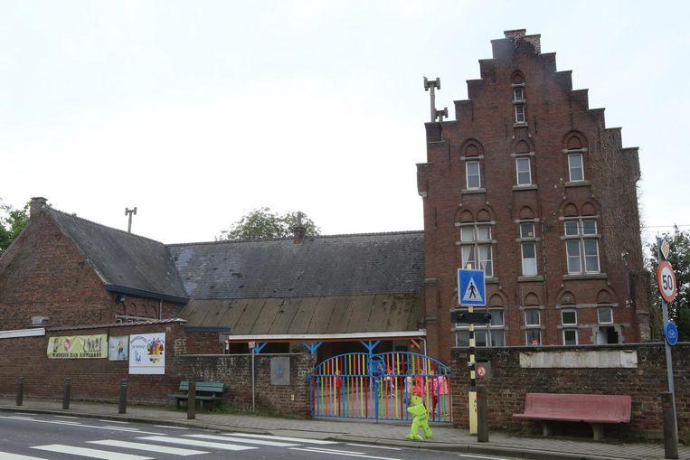 Basisschool De Toermalijn kan de extra lokalen goed gebruiken.