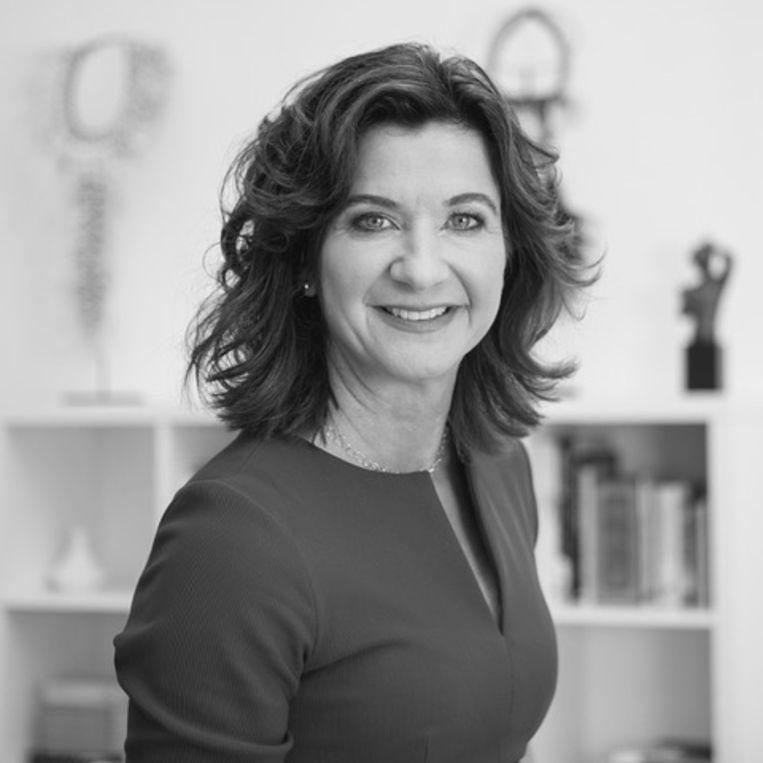 Danielle Braun, corporate antropoloog en directeur van de Academie voor Organisatiecultuur. Beeld Mirjam van der Linden