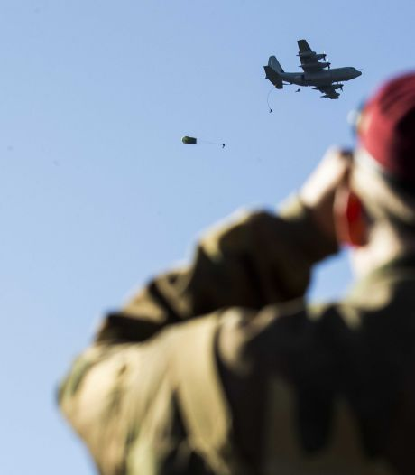 Parachutisten moeten in september landen bij 's-Heerenberg tijdens herdenkingsweekend