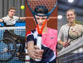Regiotoppers in de ban van de tennisbal: 'Ik beleef tennis heel intens'