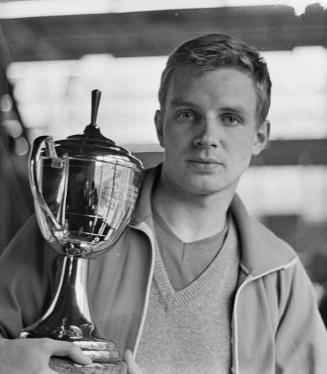 Voormalig tafeltenniskampioen Bert Onnes overleden