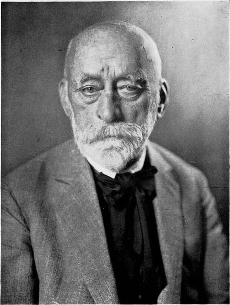 Hendrik Berlage (1856 – 1934) Beeld