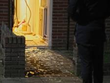 Explosie in rijtjeshuis in Oss: vuurwerk naar binnen gegooid
