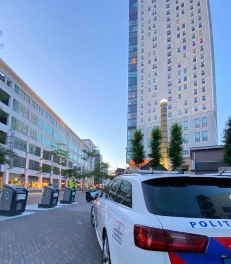 Boeteregen na politiecontrole in Eindhovense binnenstad