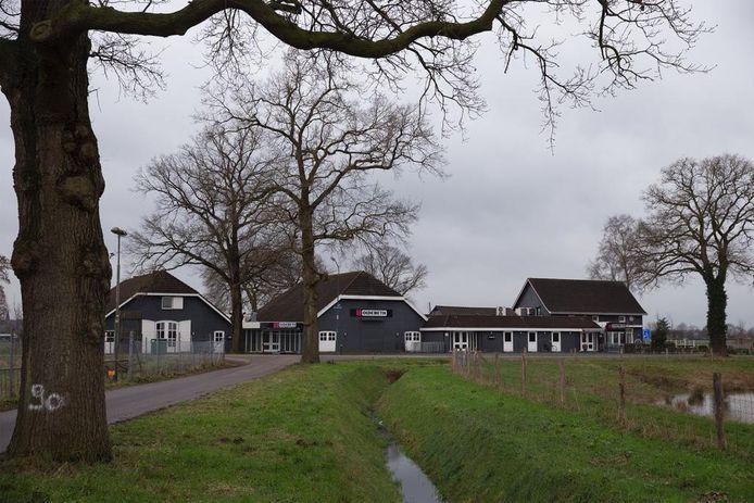 Zalencentrum Olde Beth in het Wehlse Broek.