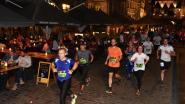 Midzomernacht Run op omgekeerd parcours