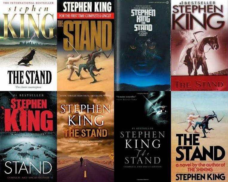 'The Stand' van Stephen King. Beeld RV