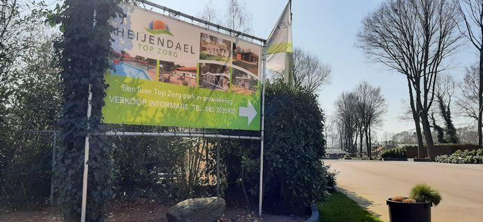 Zorgchalets, het nieuwe plan voor Residence Heijendael.