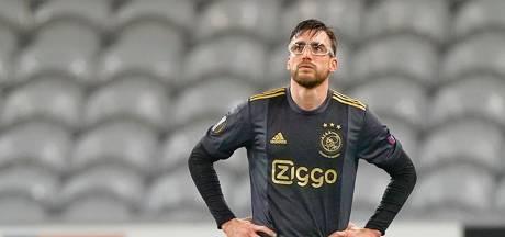 Tagliafico en Mazraoui niet met Ajax tegen Lille: 'Tegen PSV? Dat kan ik niet garanderen'