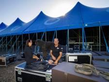 Kaatsheuvel maakt zich op voor anderhalvemeterfestival met Tino Martin en René Froger, meezingen mag niet