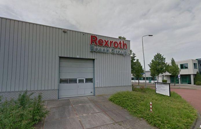 De vestiging van Rexroth in Boxtel.
