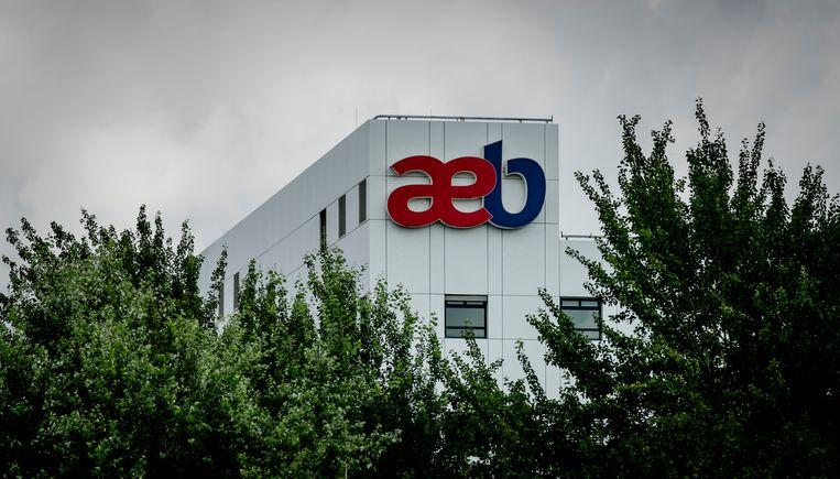 Twee zomers terug stond afvalenergiebedrijf AEB op omvallen. Beeld Hollandse Hoogte /  ANP