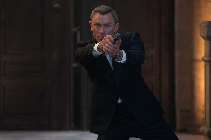 James Bond en action