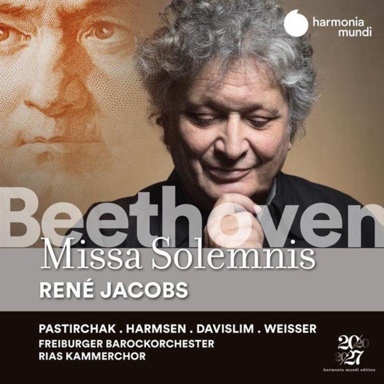 Freiburger Barockorchester, René Jacobs, Ludwig van Beethoven: Missa Solemnis Beeld