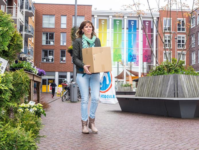 Winkelcentrum Oosterheem.