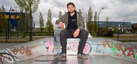 Skaters willen slot op levensgevaarlijk skatepark in Vathorst: 'Het is wachten op een ongeluk'