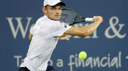 Goffin raakt fit voor US Open