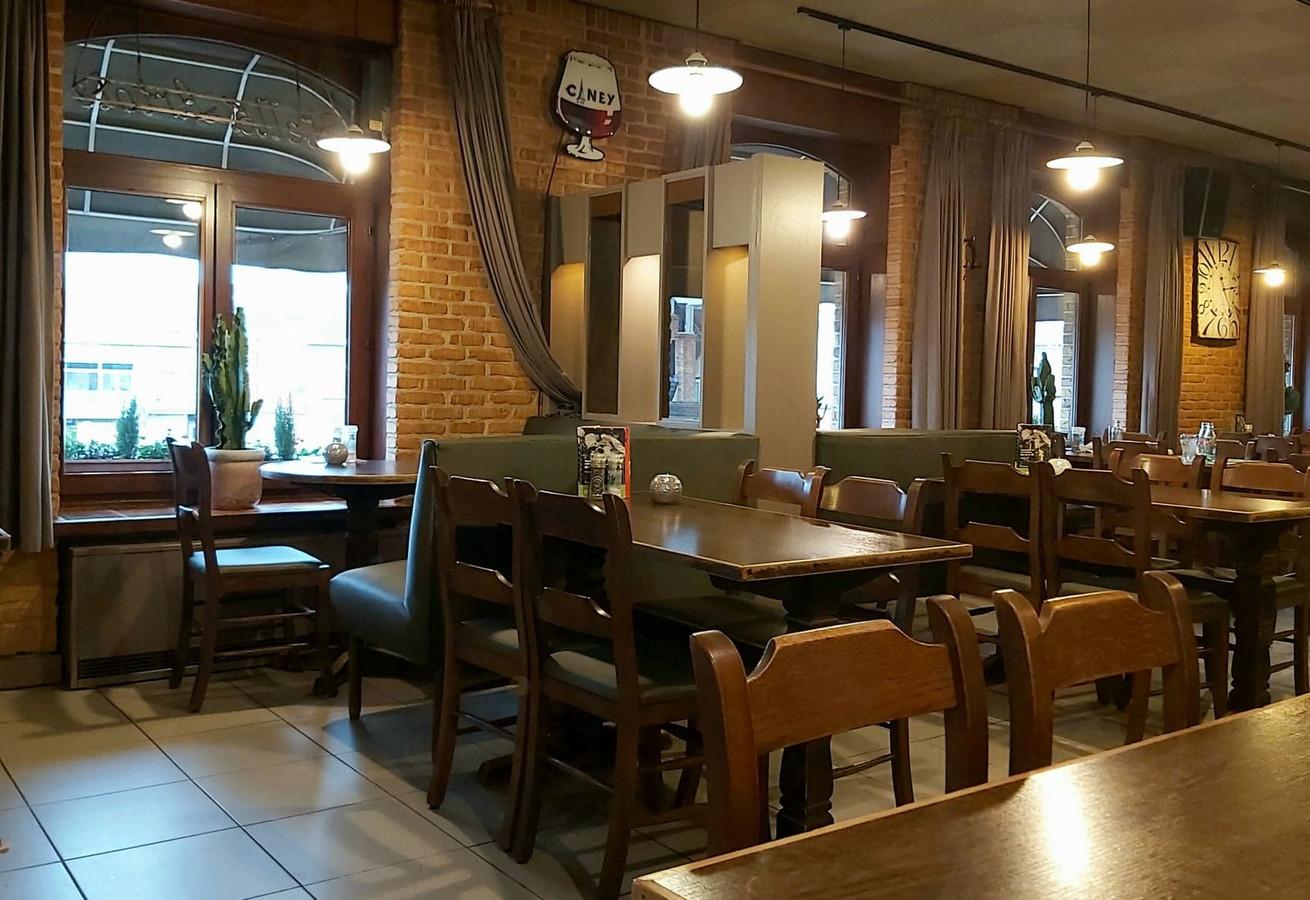 D'n Hommelzak is een eenvoudige tearoom in Poperinge.