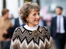 Prinses Magriet bezoekt herdenking Slag om de Schelde in Rilland
