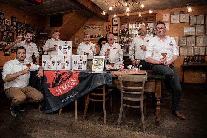 De Ros Beiaard Bierproevers zijn erg trots op de internationale erkenning.