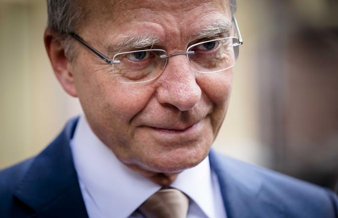 Minister Henk Kamp van Economische Zaken