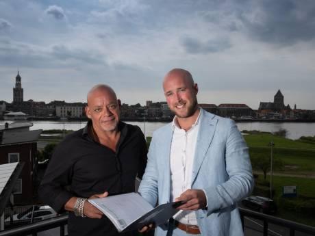 Kampen krijgt jaarlijks volksfeest Van Heutszplein: Hanzefest eert Kamper identiteit
