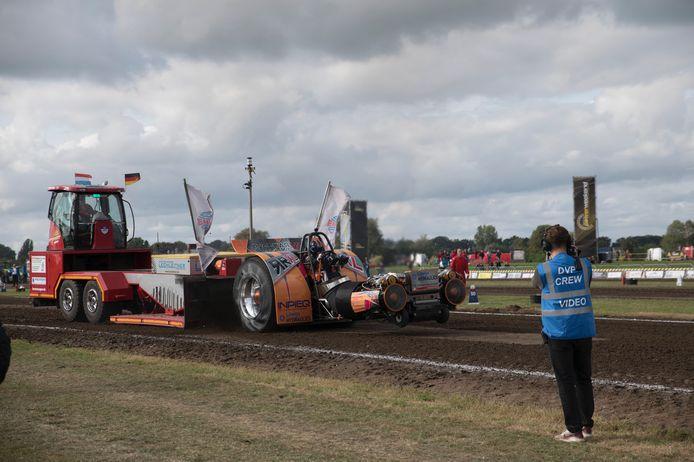Ook dit jaar is het grootste truck- en tractorpulling evenement van Europa via een livestream te volgen.