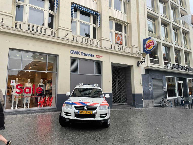 Studio RTL Boulevard ontruimd wegens ernstige dreiging Beeld Het Parool