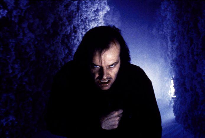 The Shining met Jack Nicholson