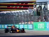 Kijk hier hoe Verstappen en Hamilton vechten om de overwinning in de GP van America