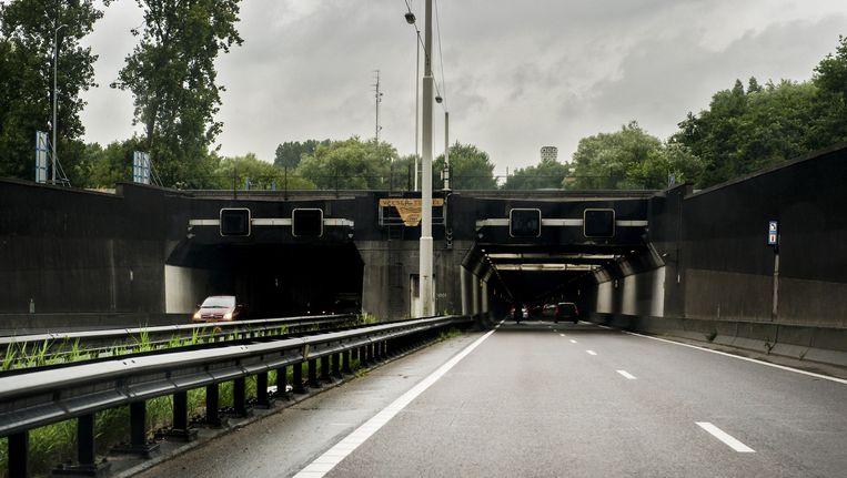 De Velsertunnel. Beeld anp