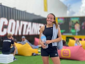 Container van Container Cup voor een dag in Gent: Fien en acht andere Gentse studenten strijden mee in gevreesde zevenkamp