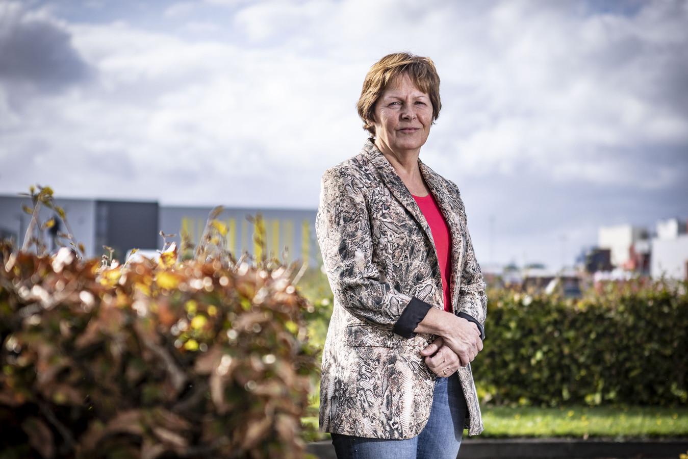 Cöordinator Gerda Kievitsbosch