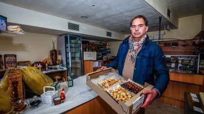 """Uitbaters chocoladewinkel meten schade op na verwoestende brand: """"Onze volledige voorraad is verloren, en net nu met sinterklaas"""""""