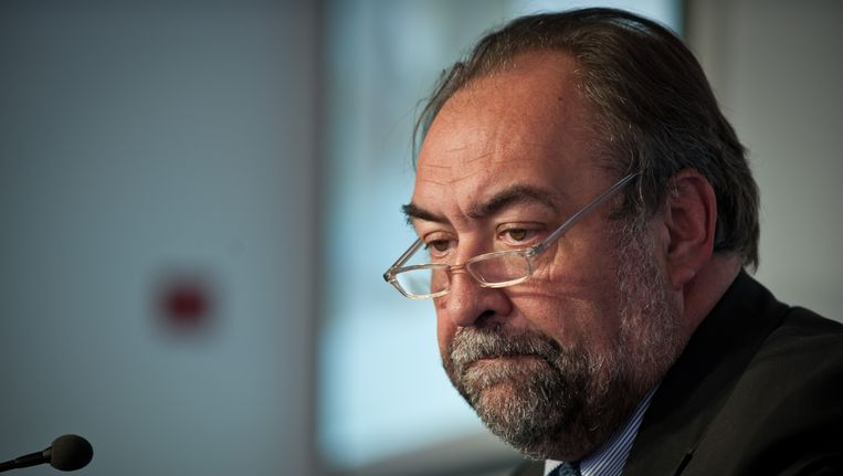 Marc Descheemaecker. Beeld BELGA