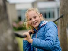 Albergse Kristy (10) is een kinderburgemeester met grootse plannen