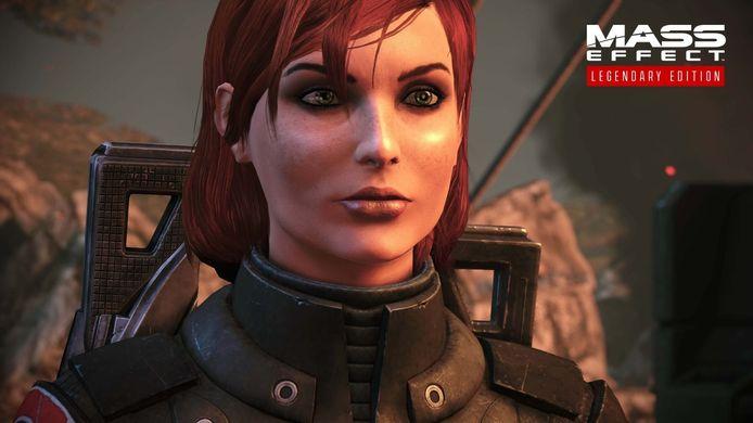 De vrouwelijke 'basis-Shepard'...