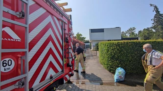 Kelderbrand snel geblust dankzij opmerkzame tuinmannen