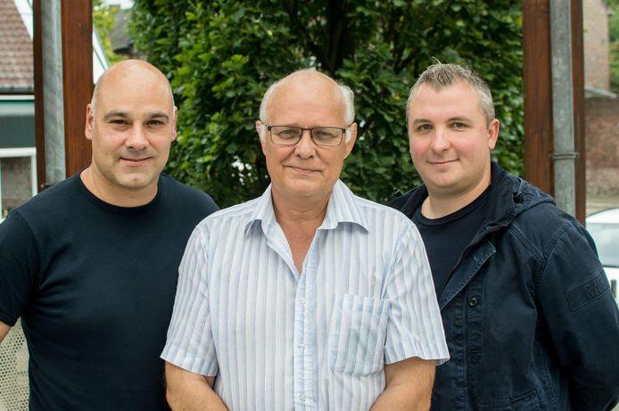 Serdar Karali, Freddy Dolmans en Mike Maussen, enkele ex-sp.a'ers maken de overstap naar PUUR.