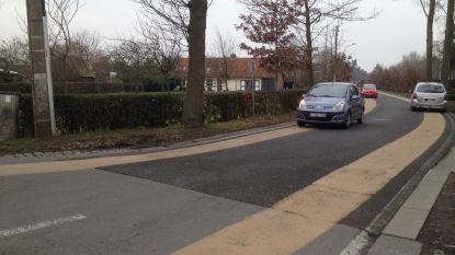 100.000 euro voor 350 meter nieuw voetpad dicht bij drukke bushalte