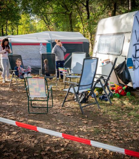 Voormalig woonwagenbewoners eisen samen plek op kamp in Renkum