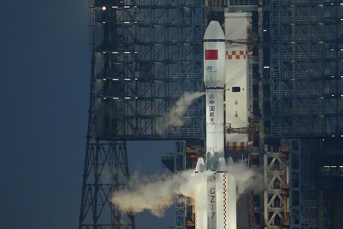China beschikt al over een geavanceerd ruimtevaartprogramma