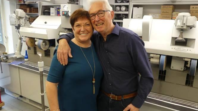 """Schoenen- en slotenmakers Robert en Rita vieren 50ste jubileum van winkel én huwelijk: """"De sleutel tot een goede relatie? Open zijn tegen elkaar"""""""