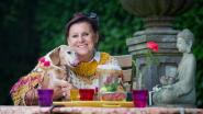 Vlaanderen Feest! strikt Loes van den Heuvel  met ambianceband