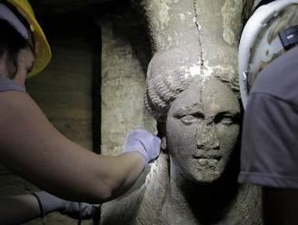 Ophef rond nieuwe vondst in Macedonisch graf