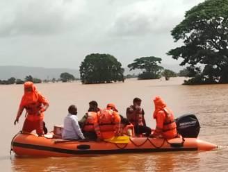 Nu al 159 doden bij zware moessonregens in India