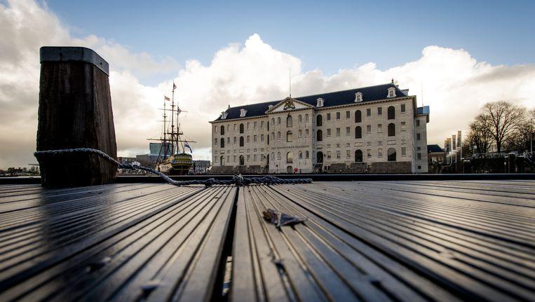 Het Scheepvaartmuseum is de locatie van de bijeenkomsten Beeld ANP