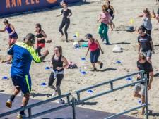 Beach Stadium maakt populairste workouts uit de sportschool mogelijk op het strand