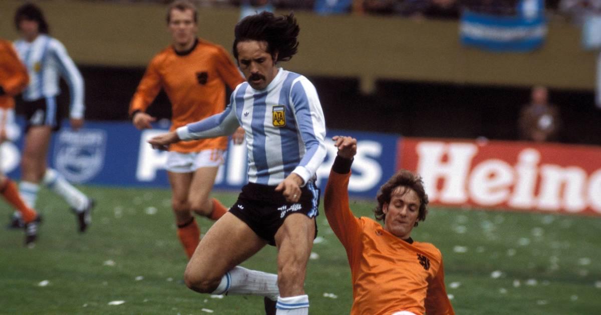 Argentijnse wereldkampioen Leopoldo Luque (71) bezwijkt aan corona   Buitenlands voetbal - AD.nl