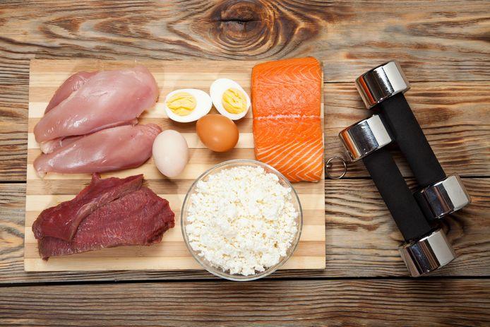 Je lichaam heeft proteïne nodig, maar te veel is niet goed.